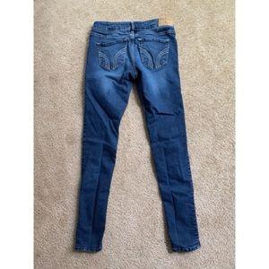 Hollister Jeans size 3 Regular